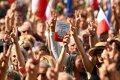 Lenkai protestuoja prieš teismų sistemos reformas