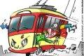 Chuliganai viešuoju transportu važiuoja nemokamai?