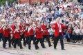 Plungės miesto šventės metu - Žemaitijos regiono dainų šventė ir XIII-asis respublikinis pučiamųjų instrumentų orkestrų festivalis