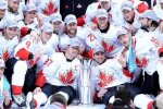 Сборная Канады выиграла Кубок мира по хоккею