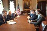 L. Linkevičiaus vizitas Vašingtone