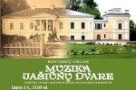 Koncerty Letnie. Muzyka w Pałacu Balińskich w Jaszunach
