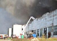 Последствия пожара в Алитусе: в помещениях реабилитационного центра обнаружили высокую концентрацию опасных веществ