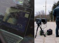 Зафиксированные радарами рекорды вызывают ужас: в Вильнюсе водитель мчался на скорости 185 км/ч