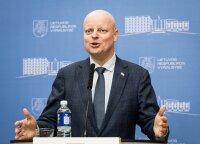В четверг премьер-министр Литвы остается на больничном