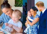 """Меган Маркл написала детскую книгу """"Скамейка"""". В ее основе – отношения Гарри с сыном"""