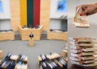 Еврокомиссия дала положительную оценку проекту бюджета Литвы