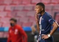 Матч Лиги чемпионов УЕФА прервали из-за расистского скандала