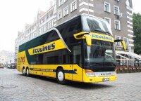 Компания Ecolines возобновляет рейсы в Берлин и в Варшаву