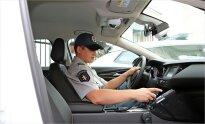 Šalies keliuose – dešimtys naujų policijos automobilių Opel Insignia
