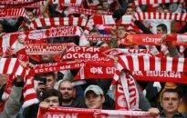 Maskvos Spartak fanai