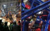 Polak przeżył przygnieciony 55 tys. ton... sera