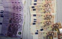 Полиция обнаружила заготовки поддельных евро на сумму 3,5 млн. евро