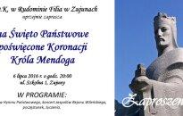 Święto Koronacji Mendoga w Zujunach