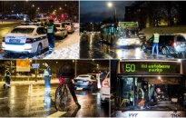 Интересные результаты рейда в Вильнюсе - неужели до водителей дошло?