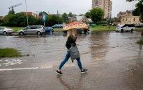 Ожидается дождливая неделя