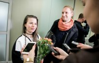 Fusedmarc sugrįžtuvės Vilniaus oro uoste