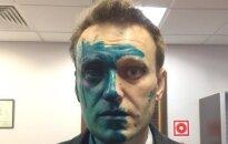 В Москве совершено нападение на Навального