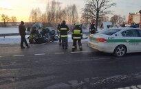 ДТП в Пасвальском районе: погибли два человека