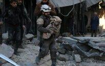 ООН: жители Алеппо страдают от обеих воюющих сторон