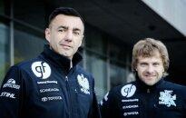Czarny Jastrząb i Biały Orzełek. Polsko - litewska ekipa startuje w Dakarze