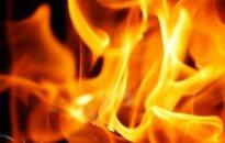 В Висагинском районе взорвалась трансформаторная подстанция