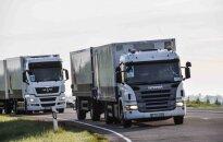 Дальнобойщики из Дагестана выдвинулись на Москву