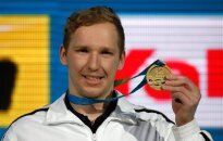 Литовский пловец Симонас Билис завоевал золото ЧМ
