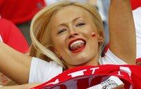 Lenkijos rinktinės sirgalės