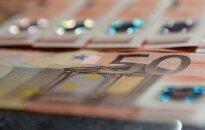 За день – 9 попыток рассчитаться фальшивыми евро