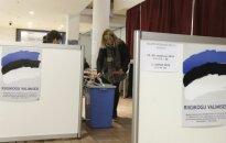 Balsavimas Estijoje