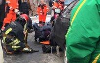 Per kraupią avariją sužalotos moters sūnus: padėkite išsiaiškinti, kas įvyko