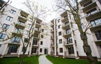 Жители Литвы все смелее берут кредиты на жилье