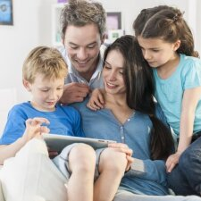 Geriausios šeimai skirtos programėlės