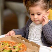 Nuo kada vaikui galima picos ar čili troškinio?