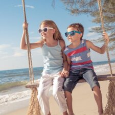 Psichologė Asta Blandė pateikia auksinę formulę, kokios vasaros atostogos vaikui yra geriausios