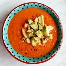 Vitamininga ir soti sriuba