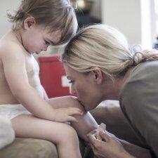 Gera mama gimstama ar tampama: interviu su psichologe, kuris privers susimąstyti