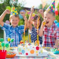 Specialistų patarimai, kaip surengti nepakartojamą gimtadienio šventę
