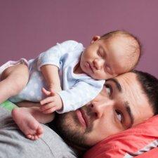 Viena iš priežasčių, kodėl kūdikiai prastai miega naktimis