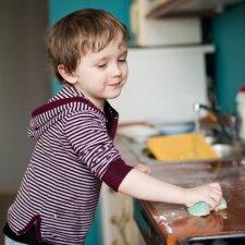 Kaip ugdyti vaiko savarankiškumą