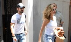 Jennifer Aniston ir Justinas Theroux