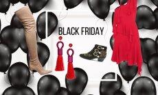 Geriausi nuolaidų savaitgalio BLACK FRIDAY išpardavimai - kur apsipirkti?