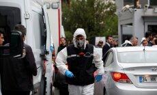 Turkijos pareigūnai tiria Jamalo Khashoggi nužudymo aplinkybes