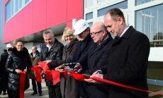 Vičiūnų naujo fabriko atidarymas