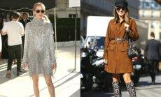 5 aprangos deriniai, kuriuos verta kopijuoti