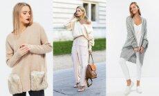 15 jaukiausių ir šilčiausių megztinių žiemiškiems orams