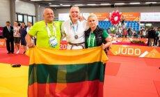 Justina Kmieliauskaitė iškovojo Europos jaunimo olimpinio festivalio sidabrą