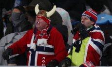 Norvegijos sirgaliai Pjongčango olimpinėse žaidynėse