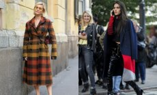 DIDYSIS PALTŲ GIDAS: kokie paltai ir striukės madingi šį rudenį / žiemą